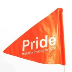 Pride Safety Flag for Scooter
