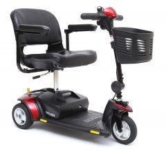 Pride Go-Go Elite Traveller (3 Wheel)