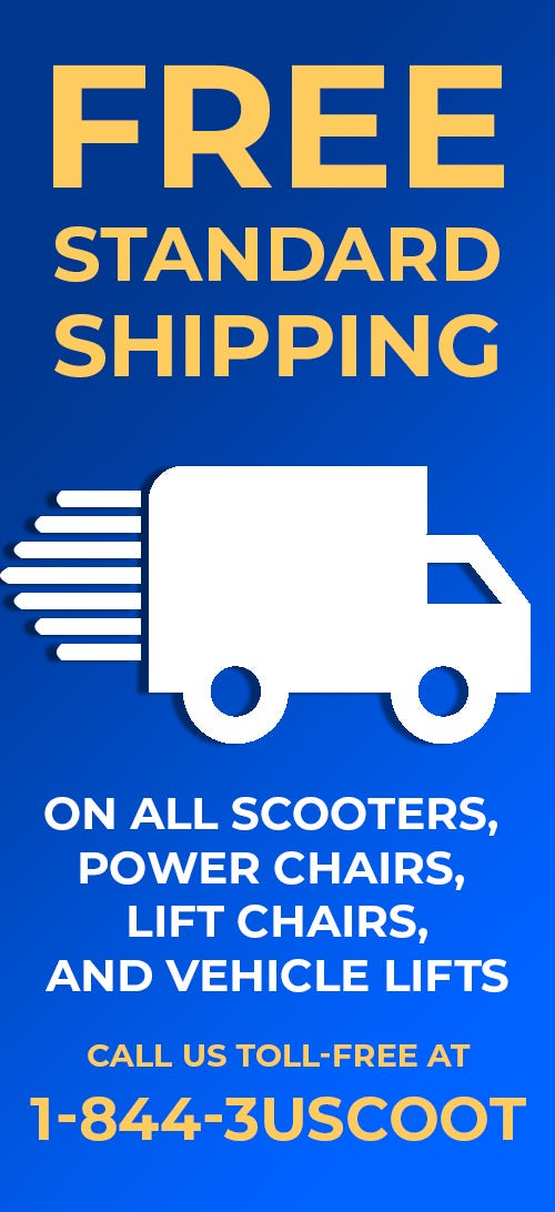 Free shipping banner UScoot